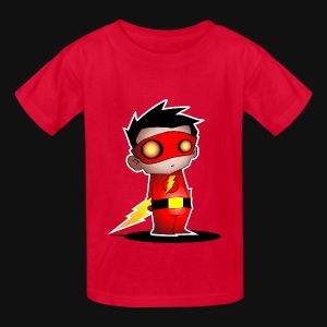 cute superhero - Kids' T-Shirt