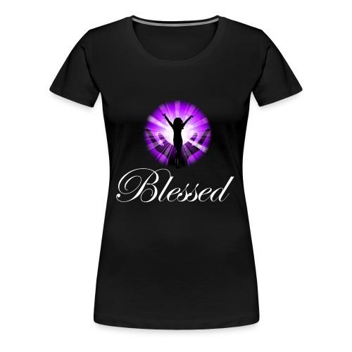 Blessed Premium T-Shirt - Women's Premium T-Shirt