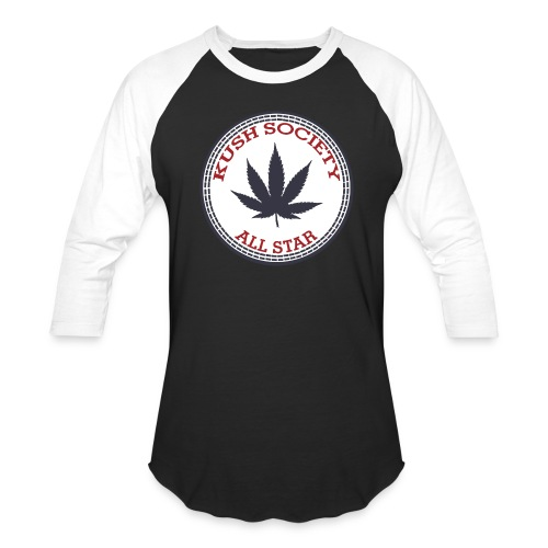 Kush All-Star - Baseball T-Shirt