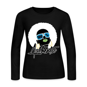 100% Authentic Women's Long Sleeve Jersey T-Shirt - Women's Long Sleeve Jersey T-Shirt