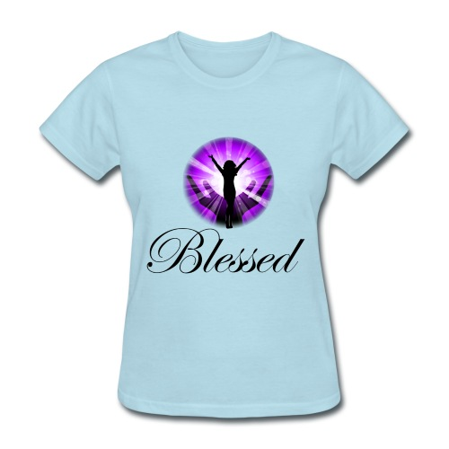 Blessed Women's T-Shirt - Women's T-Shirt