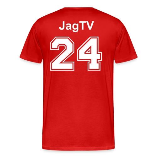 Team Jag (red team) - Men's Premium T-Shirt
