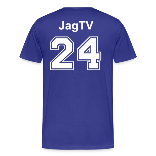 Team Jag (Blue team) - Men's Premium T-Shirt