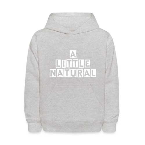 A little Natural - Kids' Hoodie