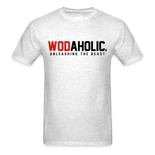 WODaholic - Men's T-Shirt