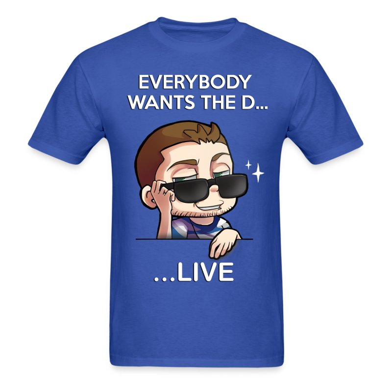 everybody (3).png - Men's T-Shirt