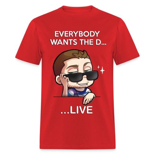 everybody (3).png - Men's T-Shirt