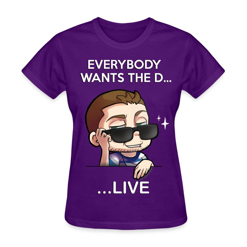 everybody (3).png - Women's T-Shirt
