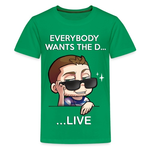 everybody (3).png - Kids' Premium T-Shirt