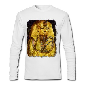 King  Tut - Men's Long Sleeve T-Shirt by Next Level