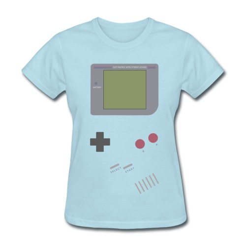 Gameboy T-shirt, women - Women's T-Shirt