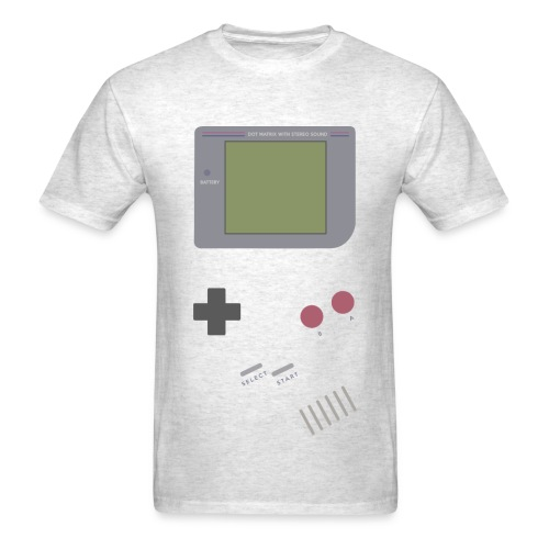 Gameboy T-shirt - Men's T-Shirt