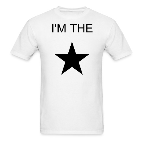 I'm the star T-shirt - Men's T-Shirt