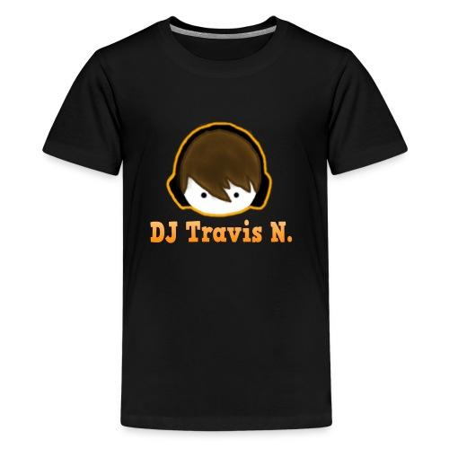 DJ Travis N. Standard Kids Shirt - Kids' Premium T-Shirt