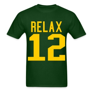 Relax 12 in Yellow - Men's T-Shirt