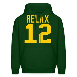 Relax 12 in Yellow - Men's Hoodie
