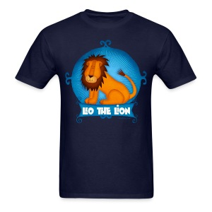 Leo The Lion Men's T - Men's T-Shirt