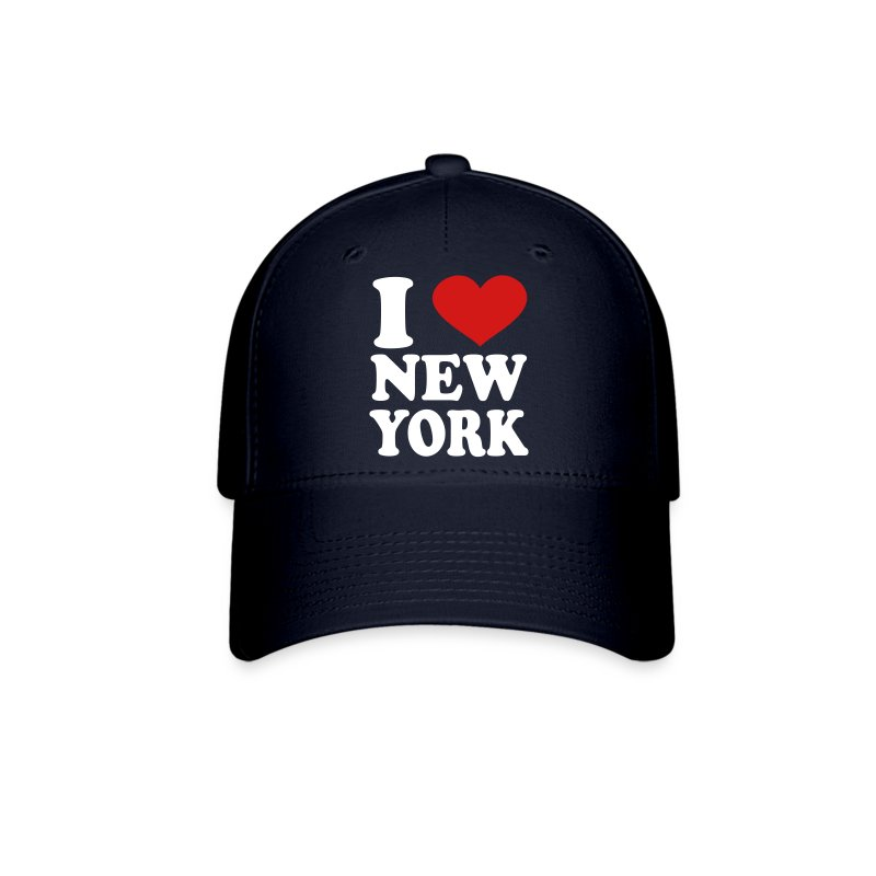 i love new york baseball cap spreadshirt. Black Bedroom Furniture Sets. Home Design Ideas