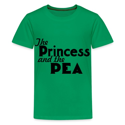 The Princess and the Pea Cast & Crew Shirt - Kids' Premium T-Shirt