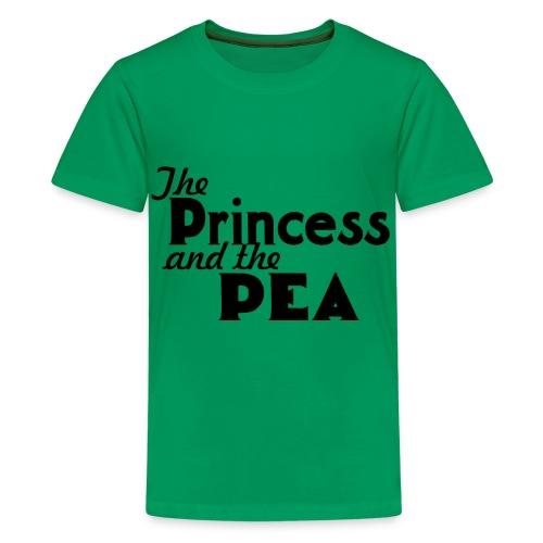 The Princess and the Pea Cast & Crew Shirt - Kids' Premium T-Shirt