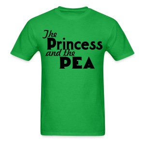 The Princess and the Pea Cast & Crew Shirt - Men's T-Shirt