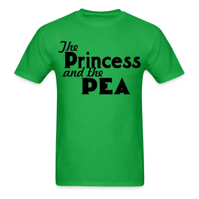 The Princess and the Pea Cast & Crew Shirt