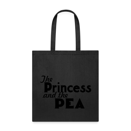 The Princess and the Pea Bag - Tote Bag