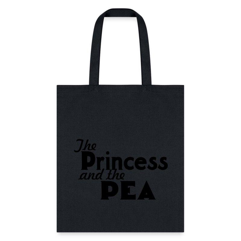 The Princess and the Pea Bag - Tote Bag
