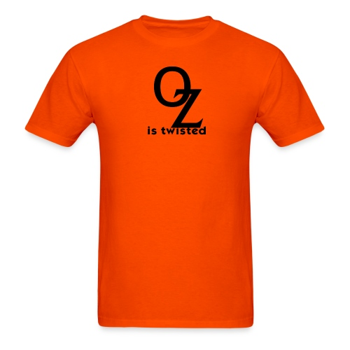 OZ Is Twisted Cast & Crew Shirt - Men's T-Shirt