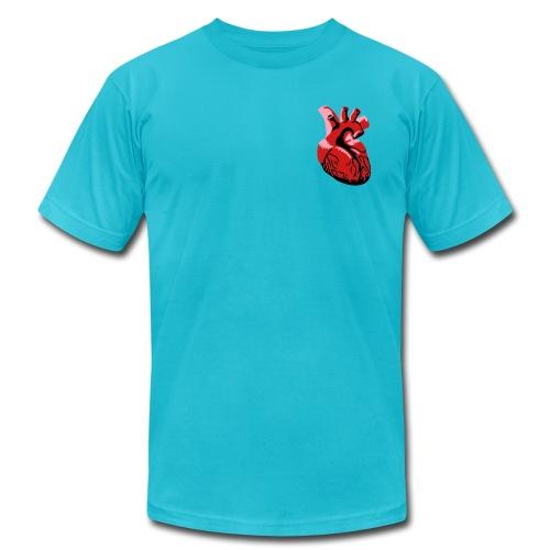 I have a heart - Men's Fine Jersey T-Shirt