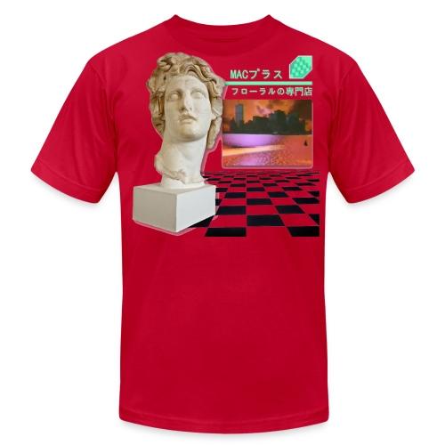Macintosh Plus T-Shirt - Men's Fine Jersey T-Shirt