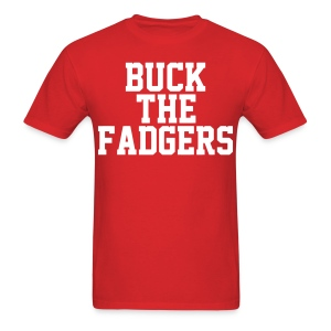 Buck the Fadgers - Men's T-Shirt