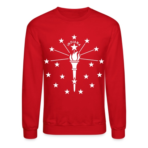 Indiana Crew Neck - Crewneck Sweatshirt