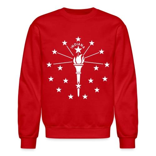 Indiana Crew Neck - Crewneck Sweatshirt