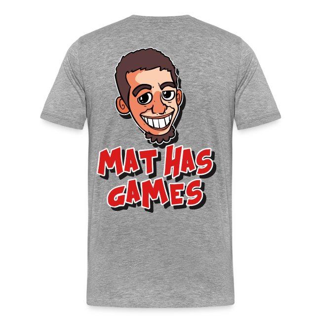 Mat Has Shirt