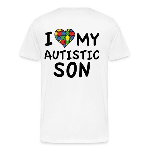 Autism Support Men - Men's Premium T-Shirt