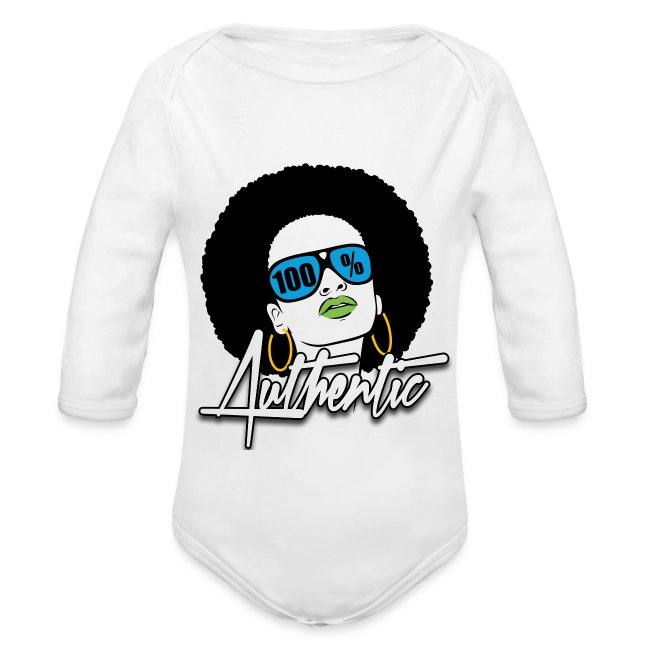 100% Baby Long Sleeve One Piece