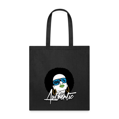 100% Authentic Tote Bag - Tote Bag
