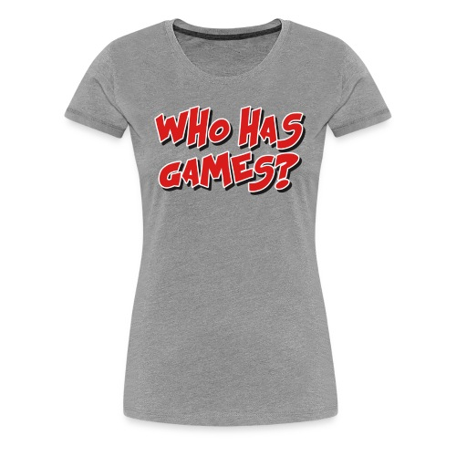 Mat Has Shirt For Girls - Women's Premium T-Shirt