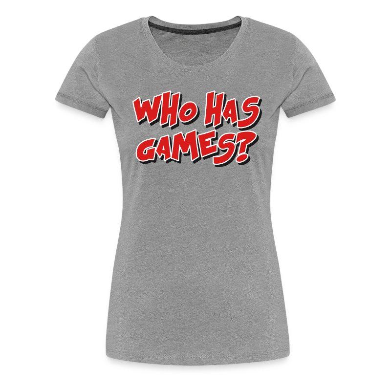 Mat Has Shirt For Girls - Women's Premium T-Shirt