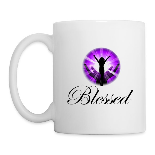 Blessed Coffee/Tea Mug