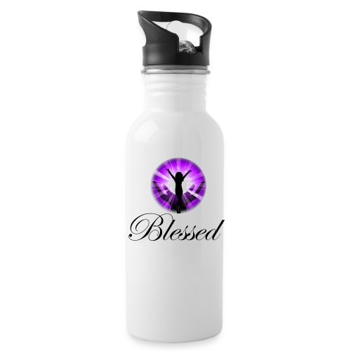 Blessed Water Bottle - Water Bottle