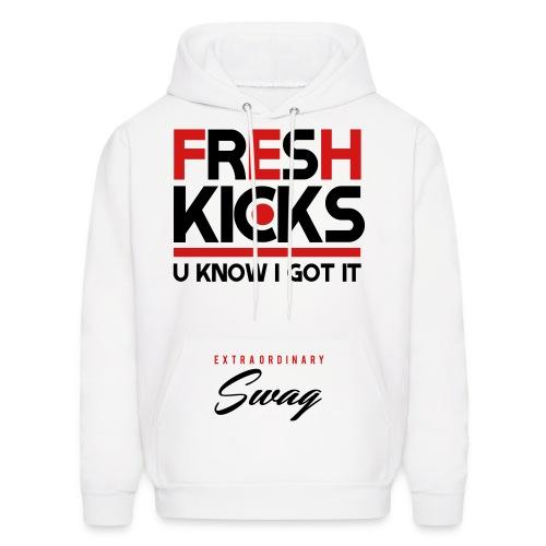 Fresh Kicks - Men's Hoodie