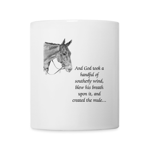 Mule Mug - Coffee/Tea Mug