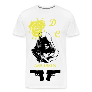 DC ASSASSIN T Shirt - Men's Premium T-Shirt