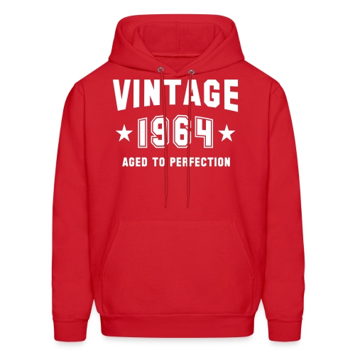 Vintage 1964 aged to perfection - Men's Hoodie