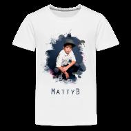Kids' Shirts ~ Kids' Premium T-Shirt ~ MattyB Splash Kids T-Shirt