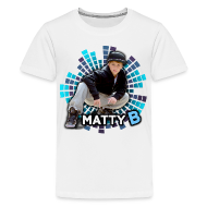 Kids' Shirts ~ Kids' Premium T-Shirt ~ MattyB Digital Kids T-Shirt