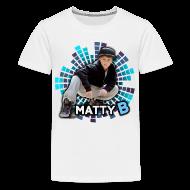 Kids' Shirts ~ Kids' Premium T-Shirt ~ MattyB Digital Kids T-Shirt