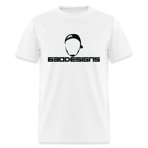 classic white T - Men's T-Shirt